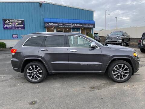 2017 Jeep Grand Cherokee for sale at Platinum Auto in Abington MA