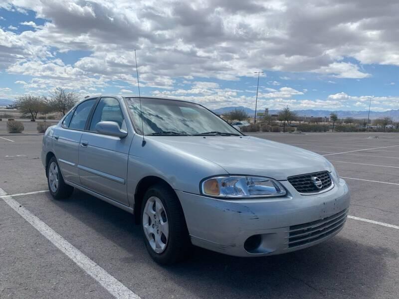 2003 Nissan Sentra for sale at CORTES MOTORS in Las Vegas NV
