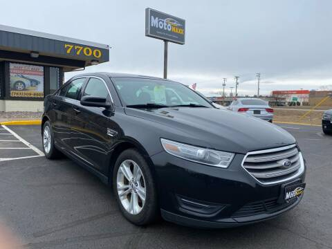 2014 Ford Taurus for sale at MotoMaxx in Spring Lake Park MN