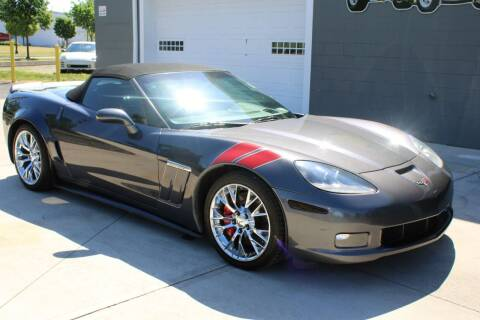 2011 Chevrolet Corvette for sale at Great Lakes Classic Cars & Detail Shop in Hilton NY