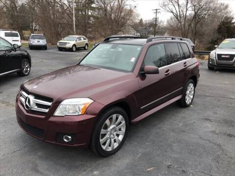2010 Mercedes-Benz GLK for sale at Tom Roush Budget Westfield in Westfield IN