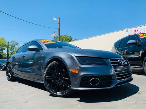 2013 Audi A7 for sale at Alpha AutoSports in Roseville CA