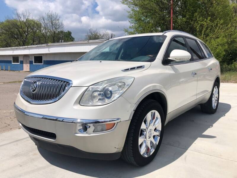 2011 Buick Enclave for sale at Wolff Auto Sales in Clarksville TN