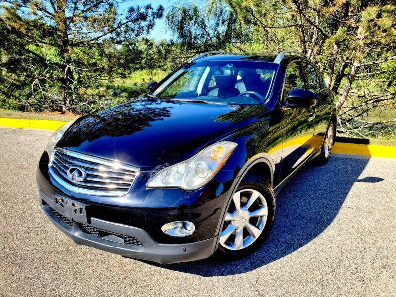 2008 Infiniti EX35 for sale at Excalibur Auto Sales in Palatine IL