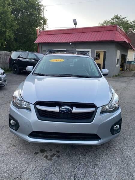 2013 Subaru Impreza for sale at Sphinx Auto Sales LLC in Milwaukee WI