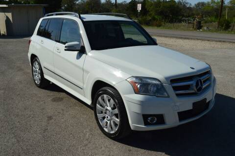 2012 Mercedes-Benz GLK for sale at Coleman Auto Group in Austin TX
