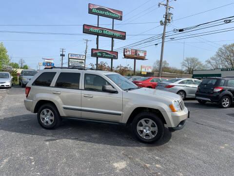 2009 Jeep Grand Cherokee for sale at Boardman Auto Mall in Boardman OH