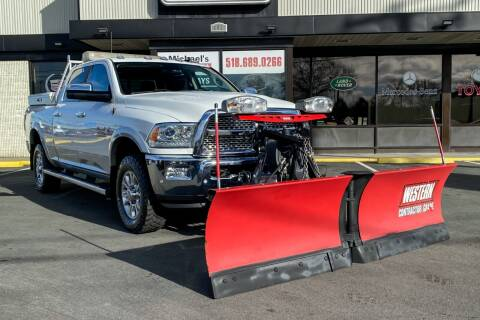 2017 RAM Ram Pickup 3500 for sale at Michaels Auto Plaza in East Greenbush NY