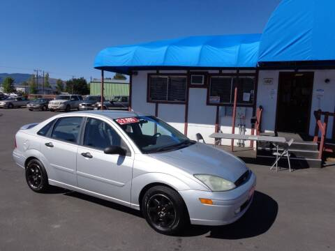 2002 Ford Focus for sale at Jim's Cars by Priced-Rite Auto Sales in Missoula MT