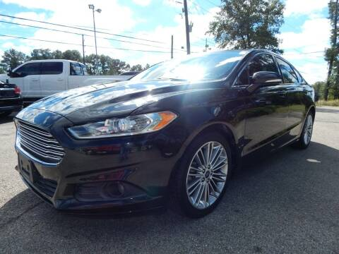 2015 Ford Fusion for sale at Medford Motors Inc. in Magnolia TX