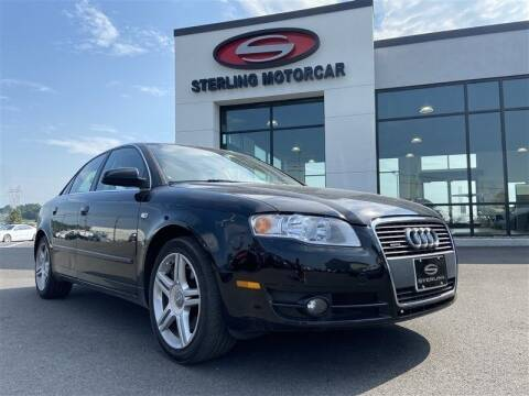 2006 Audi A4 for sale at Sterling Motorcar in Ephrata PA