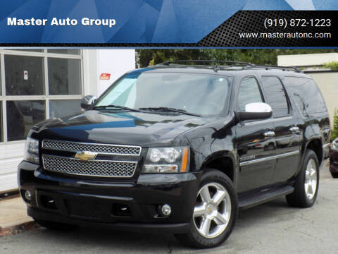 2011 Chevrolet Suburban for sale at Master Auto Group in Raleigh NC