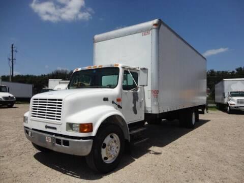 2001 International 4700 4X2 for sale at Regio Truck Sales in Houston TX