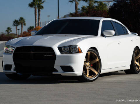 2013 Dodge Charger for sale at Euro Auto Sales in Santa Clara CA
