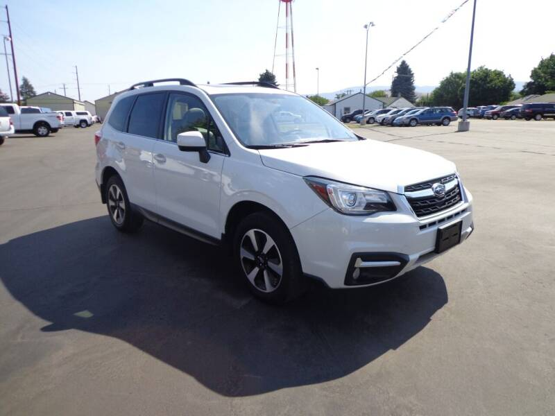 2017 Subaru Forester for sale at New Deal Used Cars in Spokane Valley WA