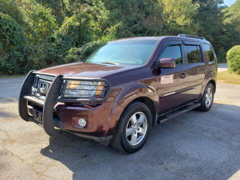 2009 Honda Pilot for sale at GA Auto IMPORTS  LLC in Buford GA