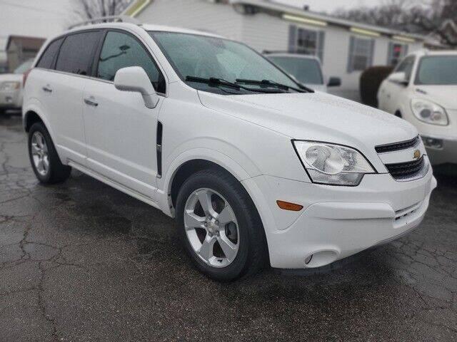 2014 Chevrolet Captiva Sport for sale at Paramount Motors in Taylor MI