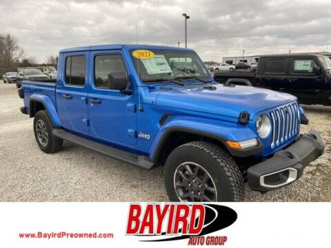 2021 Jeep Gladiator for sale at Bayird Truck Center in Paragould AR