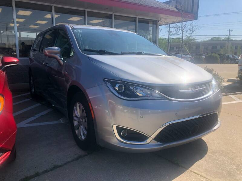 2019 Chrysler Pacifica for sale at A & K Auto Sales in Mauldin SC