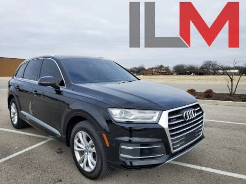 2017 Audi Q7 for sale at INDY LUXURY MOTORSPORTS in Fishers IN