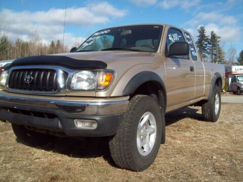 2004 Toyota Tacoma for sale at Frank Coffey in Milford NH