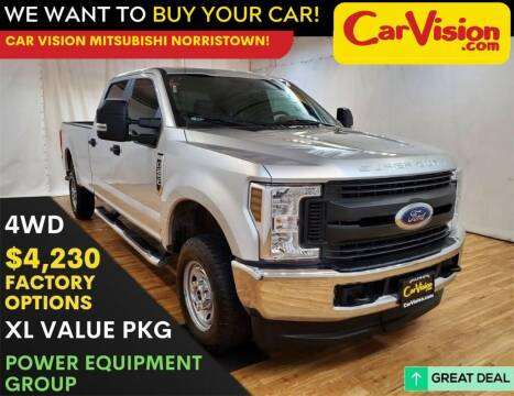 2019 Ford F-250 Super Duty for sale at Car Vision Mitsubishi Norristown in Trooper PA