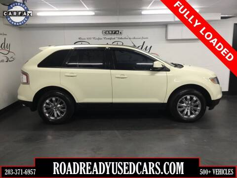2007 Ford Edge for sale at Road Ready Used Cars in Ansonia CT