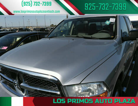 2011 RAM Ram Pickup 1500 for sale at Los Primos Auto Plaza in Antioch CA