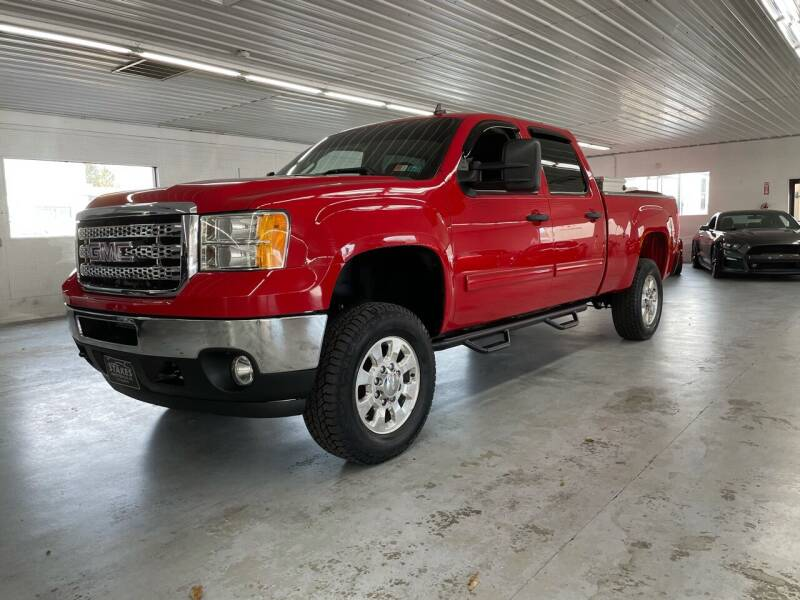 2011 GMC Sierra 3500HD for sale at Stakes Auto Sales in Fayetteville PA