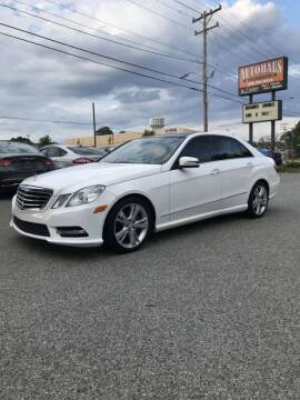 2013 Mercedes-Benz E-Class for sale at Autohaus of Greensboro in Greensboro NC