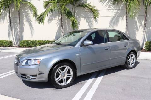 2007 Audi A4 for sale at Keen Auto Mall in Pompano Beach FL