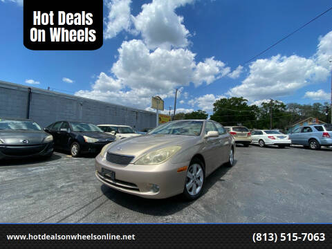 2005 Lexus ES 330 for sale at Hot Deals On Wheels in Tampa FL