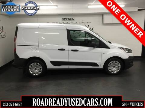 2016 Ford Transit Connect Cargo for sale at Road Ready Used Cars in Ansonia CT