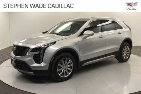 2020 Cadillac XT4 for sale at Stephen Wade Pre-Owned Supercenter in Saint George UT