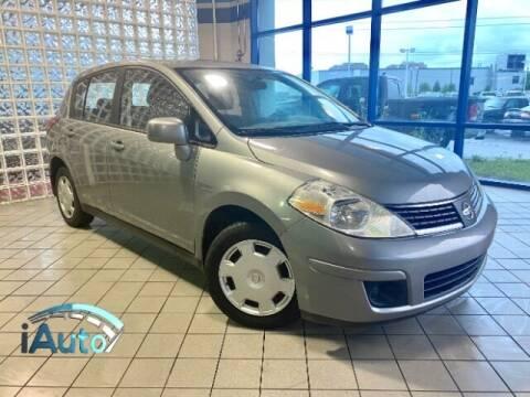 2008 Nissan Versa for sale at iAuto in Cincinnati OH