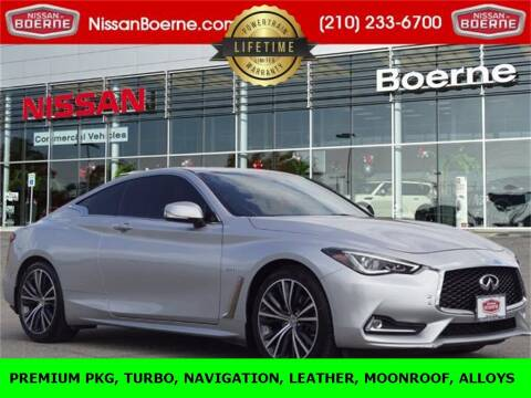 2017 Infiniti Q60 for sale at Nissan of Boerne in Boerne TX