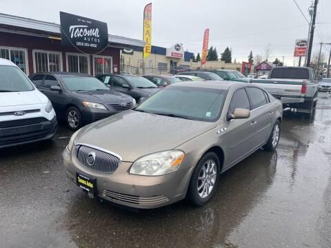 2007 Buick Lucerne for sale at Tacoma Autos LLC in Tacoma WA