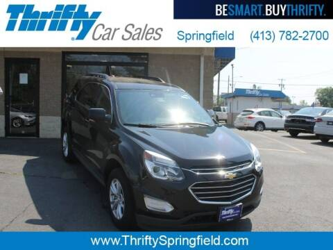 2017 Chevrolet Equinox for sale at Thrifty Car Sales Springfield in Springfield MA