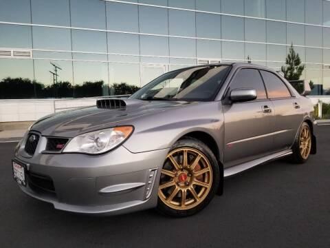 2007 Subaru Impreza for sale at San Diego Auto Solutions in Escondido CA