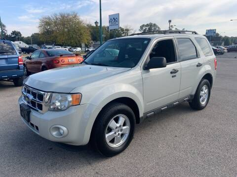 2009 Ford Escape for sale at Peak Motors in Loves Park IL