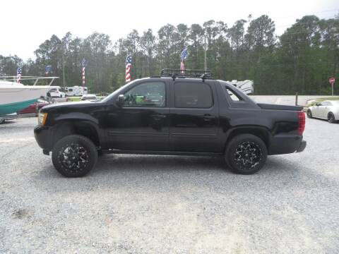 2007 Chevrolet Avalanche for sale at Ward's Motorsports in Pensacola FL