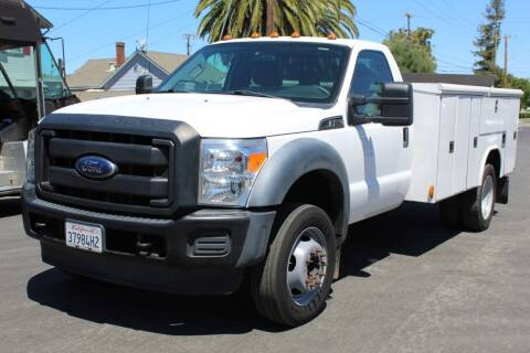 2015 Ford F-450 Super Duty for sale at CA Lease Returns in Livermore CA