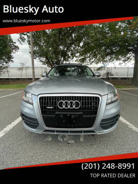 2009 Audi Q5 for sale at Bluesky Auto in Bound Brook NJ