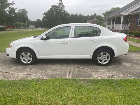 2008 Chevrolet Cobalt for sale at ROWE'S QUALITY CARS INC in Bridgeton NC
