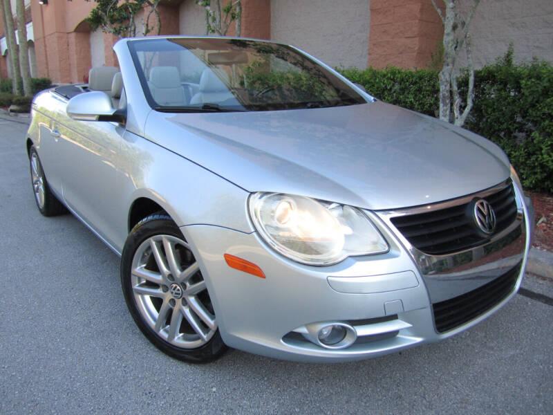 2008 Volkswagen Eos for sale in West Palm Beach, FL