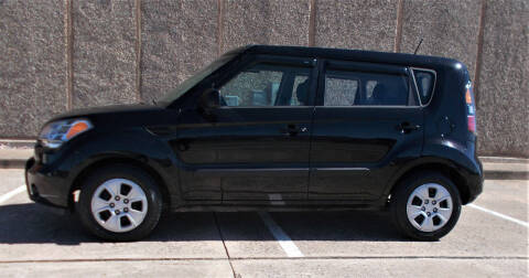 2011 Kia Soul for sale at M G Motor Sports in Tulsa OK