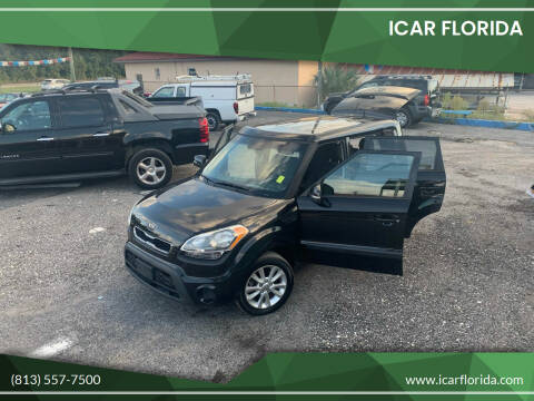 2013 Kia Soul for sale at ICar Florida in Lutz FL