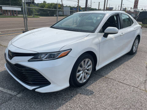 2019 Toyota Camry for sale at East Memphis Auto Center in Memphis TN