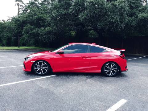 2019 Honda Civic for sale at 57 Auto Sales in San Antonio TX
