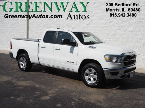 2021 RAM Ram Pickup 1500 for sale at Greenway Automotive GMC in Morris IL